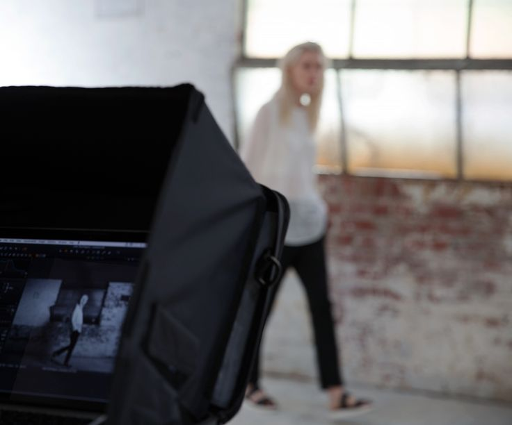 L.W.B. by LIFEwithBIRD Spring'15 BTS with Alys Hale