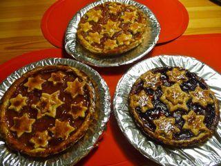 Weihnachtliche Linzertorte - Glutenfrei Backen und Kochen bei Zöliakie. Glutenfreie Rezepte, laktosefreie Rezepte, glutenfreies Brot