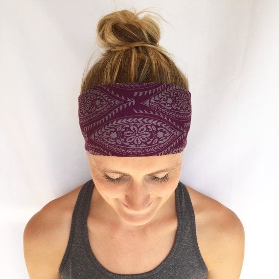 Hey, I found this really awesome Etsy listing at https://www.etsy.com/listing/233942750/fitness-headband-workout-headband