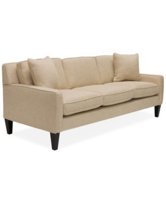 Sectional Sofas Tricia Fabric Sofa ON SALE right now at Macys go see