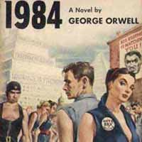 The view of the world in 1984 by george orwell