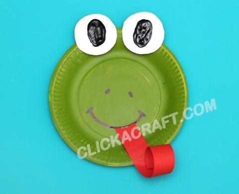 32 Best Theme Images On Pinterest Paper Plates Crafts For Kids  sc 1 st  I4TOUR.INFO & Frog Craft Paper Plate Gallery - coloring pages adult