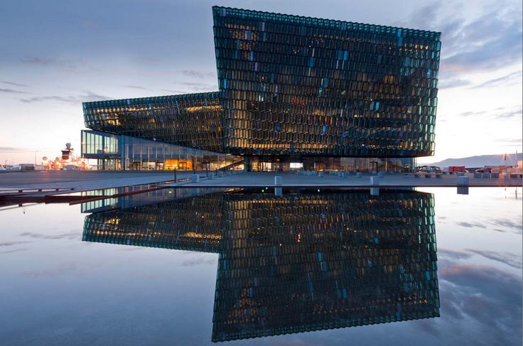 Harpa Concert Hall and Conference Centre / Henning Larsen Architects
