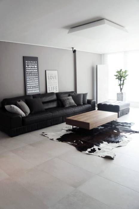 44평형 아파트 인테리어 전체시공부터 스타일링까지: 마르멜로디자인컴퍼니의 translation missing: kr.style.거실.modern 거실