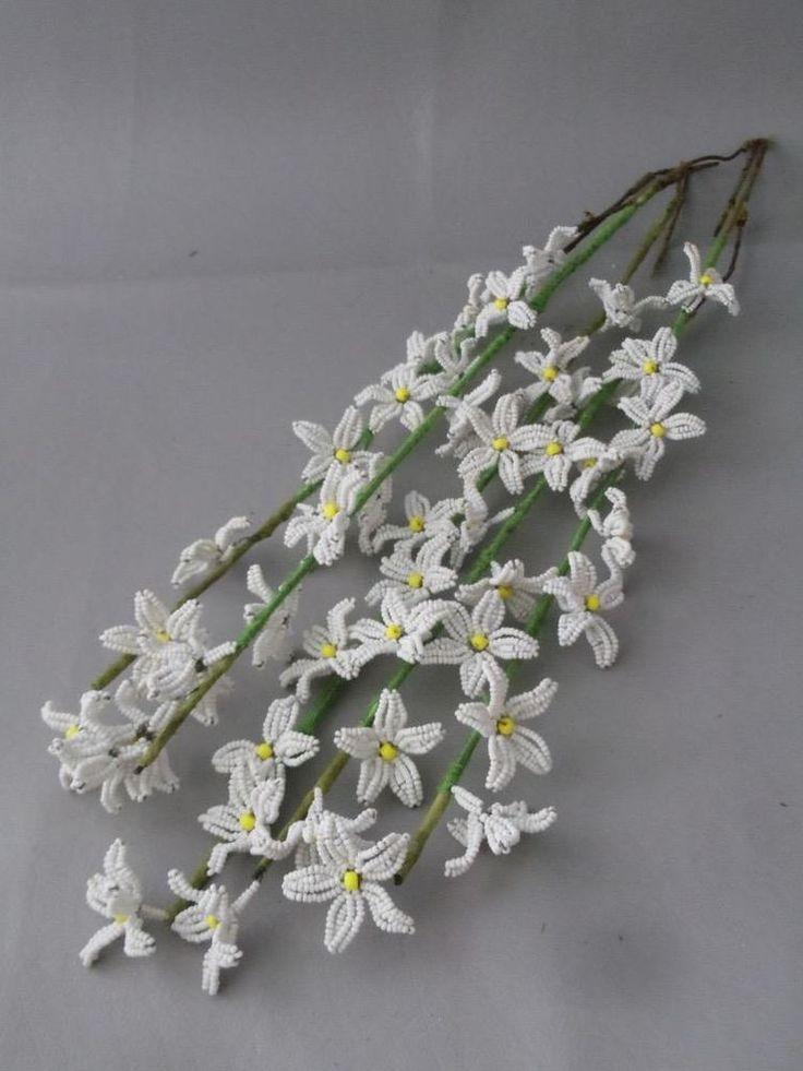 Confirm. vintage glass flower beads amusing