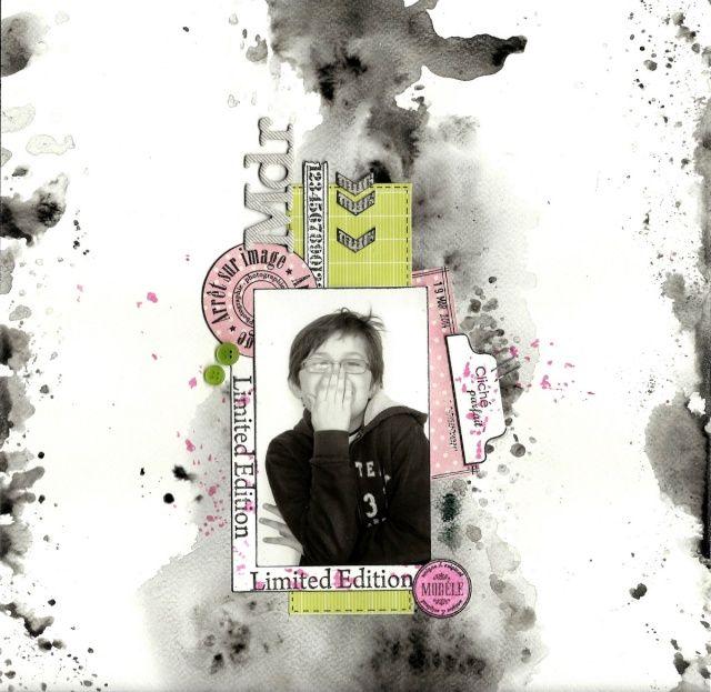 Page sketch d'Avril Val :) pour IS Design