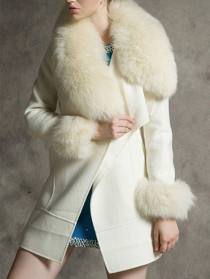 42 best Fur images on Pinterest | Faux fur coats, Fur coats and ...