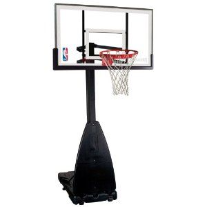 "Spalding 68454 Portable Basketball System - 54"" Glass Backboard (Sports)  http://www.amazon.com/dp/B000Q5R57K/?tag=goandtalk-20  B000Q5R57K"