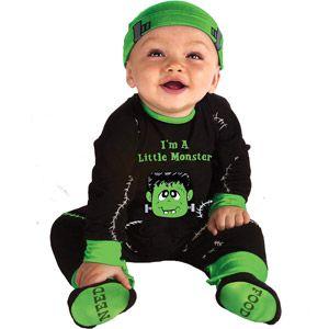 Lil Monster Infant Halloween Costume