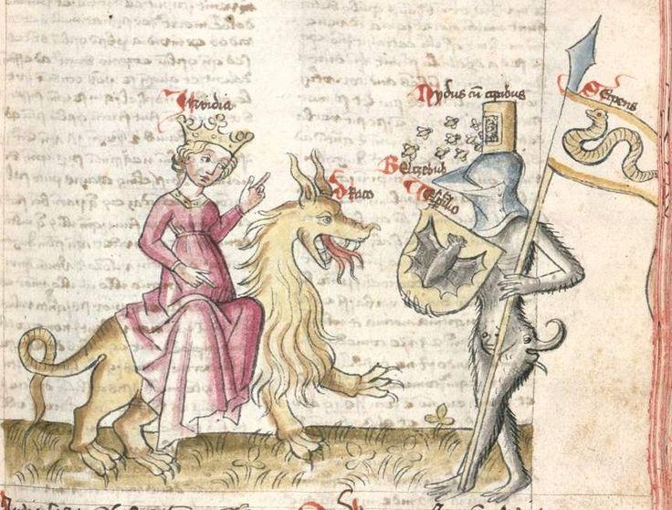 Speculum humanae salvationis. Memento mori-Texte [u.a.] Bayern - Österreich, I: zwischen ca. 1440 - 1466, II: um Mitte 15. Jh., III: 2. Viertel 15. Jh. Cgm 3974  Folio 75