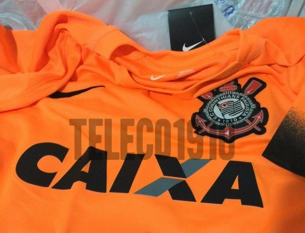 Camisa 3 Corinthians