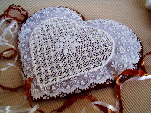 srdce perníkové - k výročí