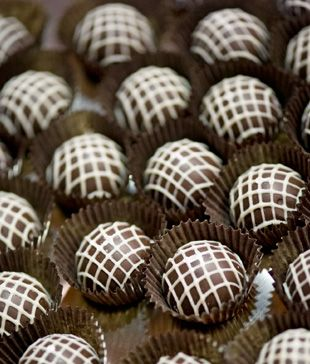 How To Make Cappuccino Truffles Recipe / How To Make The Best Truffles                                                                                                                                                                                 More