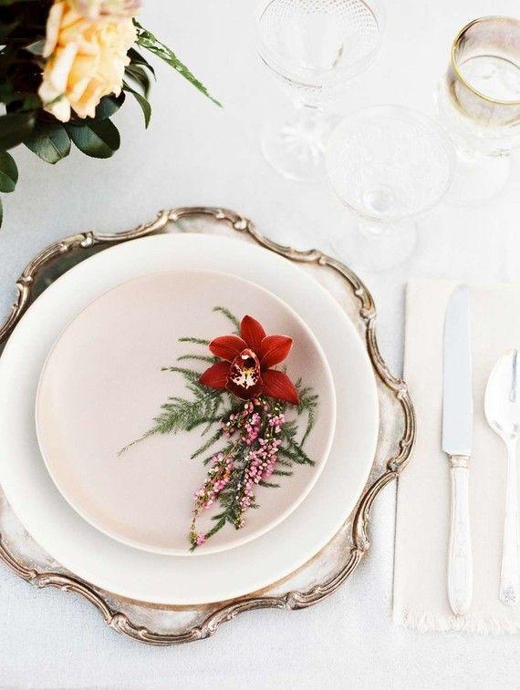 California winter wedding inspiration