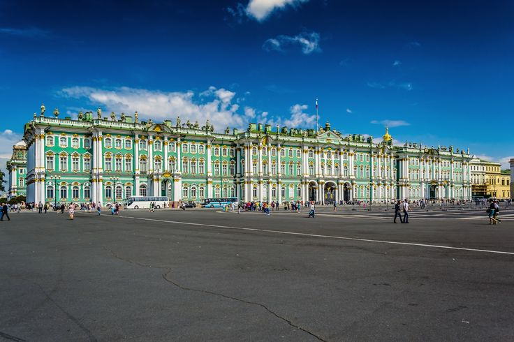 Hermitage by Стас Киренков on 500px
