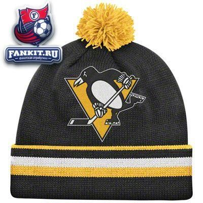 Шапка pittsburgh penguins