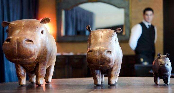 Hippopotamus at Museum Hotel - delicious!