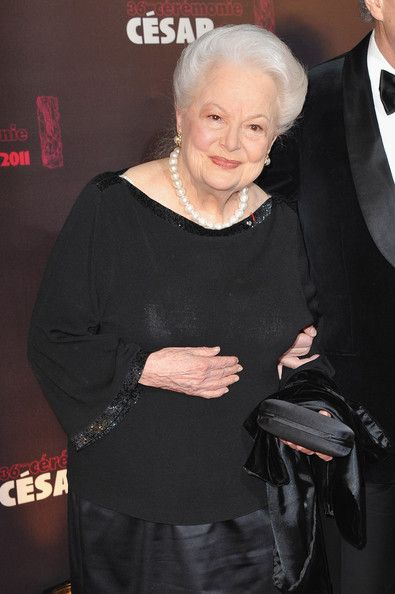 Olivia de Havilland at age 96. She played Melanie Hamilton Wilkes in 'Gone With The Wind'. She was 23 when she made the movie.
