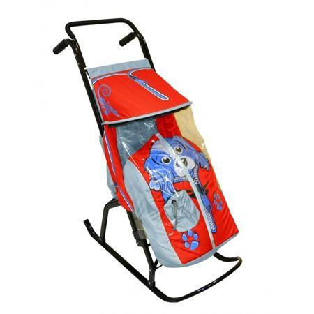 """RT Санки-коляска Снегурочка 2-Р  — 3191р. ---------------------- Санки-коляска """"Снегурочка 2-Р"""" """"Собачка"""" красногоцвета маркиRT для девочек. Самым эргономичным и удобным видом транспорта для малышей зимой являются санки-коляска """"Снегурочка-2-Р"""", симпатичная собачкана чехле этой модели непременно понравится малышу. Обшивка санок-коляски красного цвета с серымивставками выполнена из непродуваемого и водоотталкивающего материала с пропиткой, а теплый съемный чехол для ножек крепится на…"""