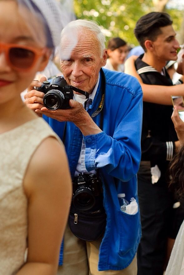 :one of the best street fashion style photographers in the world...I adore him: