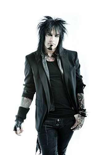 006 Nikki Sixx 24x36 inch Silk Poster Aka Wallpaper Wall Decor By NeuHorris >>> Want additional info? Click on the image.