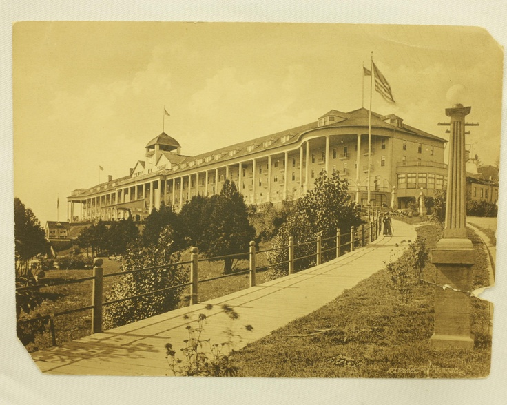 A Look Back at @Grand Hotel's 125 Years of Rich History. #puremichigan