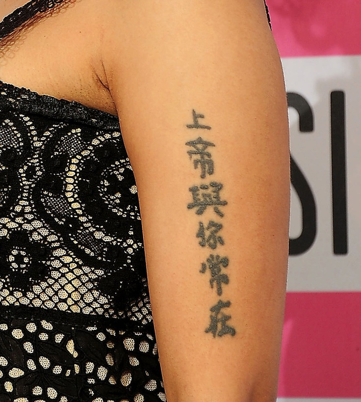 230 best tattoo celebrity images on Pinterest | Beautiful ...