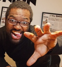 @baratunde Director of Digital at @theonion  and author How To Be Black Keynotes 3/9 @sxsw interactive #bitsxsw