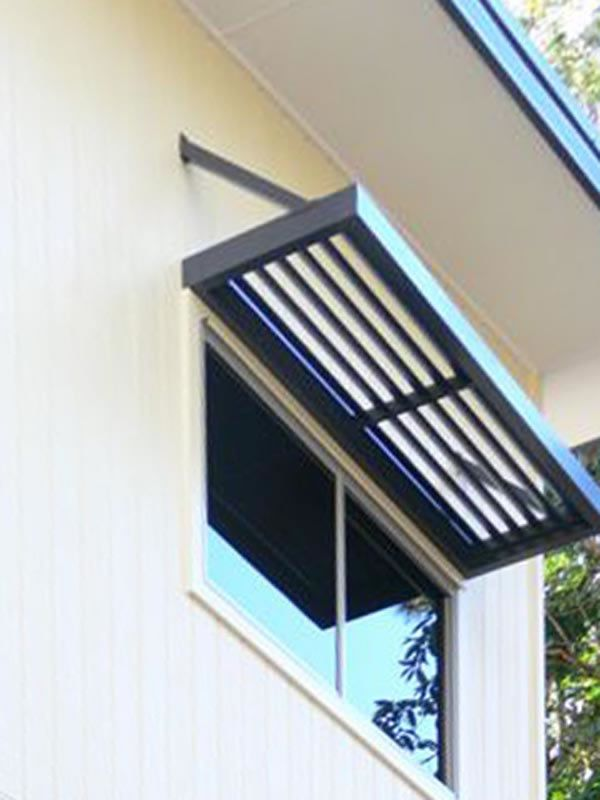 Aluminium Awnings Awnings Brisbane Traditional And Malibu Awnings House Design Pinterest