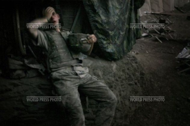 2007, Tim Hetherington, World Press Photo of the Year