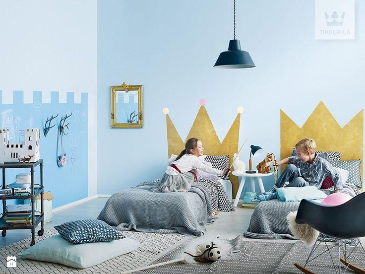 Stwórz zaczarowany dziecięcy świat z Tikkurila Kids Style! - Tikkurila