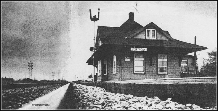 Gare de Portneuf