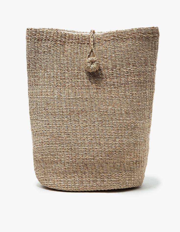 malinao backpack in natural.