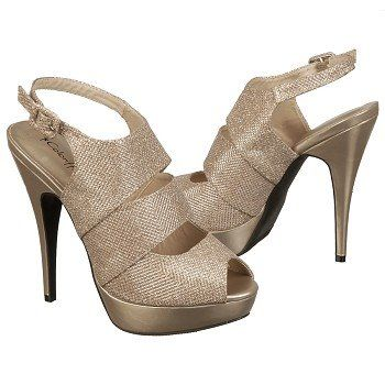 Coloriffics Inez Shoes (Nude) - Women's Shoes - 7.5 M