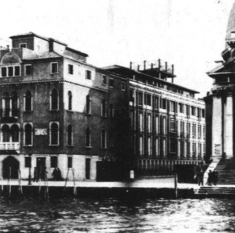 Sede INAIL Venezia 1950 Architettura per i Servizi realizzato