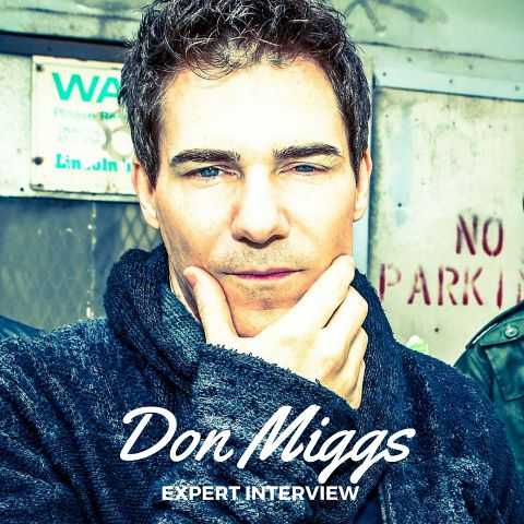 Interview With Don Miggs | Experience Gifts News From Experience Days