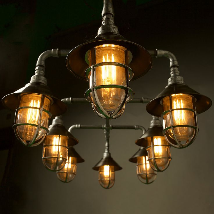 1000 ideas about pipe lighting on pinterest pipe for Black iron pipe lights