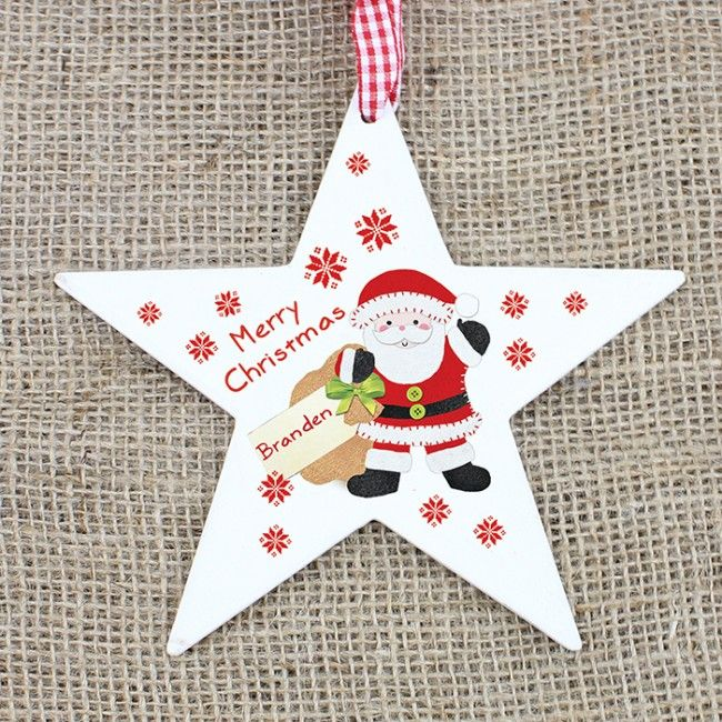 unique christmas tree decoration, special, unusual and personalised