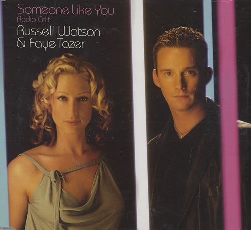 Russell Watson Someone Like You 2002 UK CD single 473076-2: RUSSELL WATSON Someone Like You (2002 UK 1-track promotional CD featuring the…