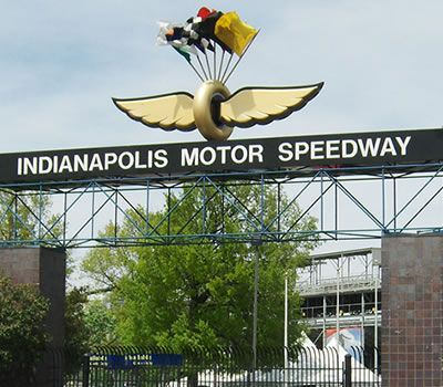 Indianapolis Motor Speedway | Indianapolis, IN | Home of the Indianapolis 500, one of National Geographic's recommended trips for spring.