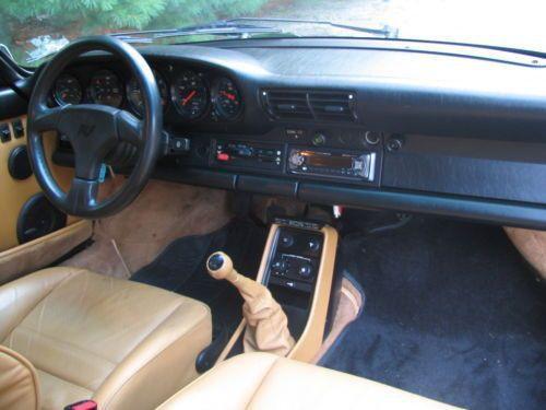 1989 porsche 911 turbo ruf btr interiorjpg