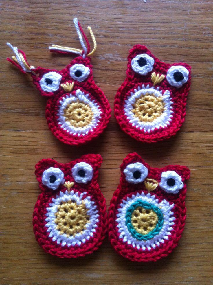 crochet owls - Oeteldonkse uiltjes