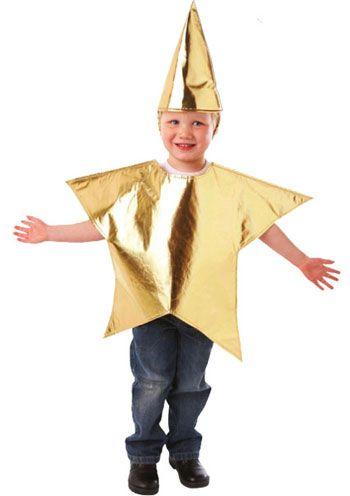 Star Nativity Costume for Kids