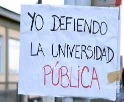 Es necesario que las universidades públicas tengan dinero suficiente y estén suportadas por el gobierno.  Este problema es el más grave de todos en España.