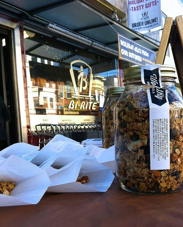 Bi Rite Market, 18th St | San Francisco You can buy both sizes of Original Love & Cocoa Raspberry Love here!