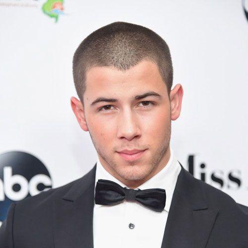 Nick Jonas Haircut
