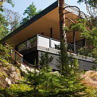 SUMMER VILLA IV, Merimasku   Kesäasunnot ja saunat   Projektit   Arkkitehtitoimisto Haroma & Partners OY