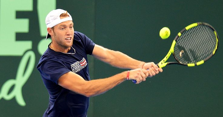 Jack Sock, ranked number 15 in the world going into the 2017 French Open, looks to deliver America its first men's Grand Slam title since 2003.