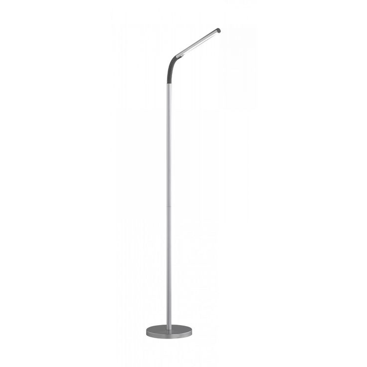 """Creative Motion LED 60.24"""" Arched Floor Lamp"""