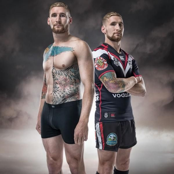 @samtomkins1 on and off the field! @NZWarriors #warriorsnation
